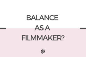 The Two-sided Work-life Balance of the FilmCrew